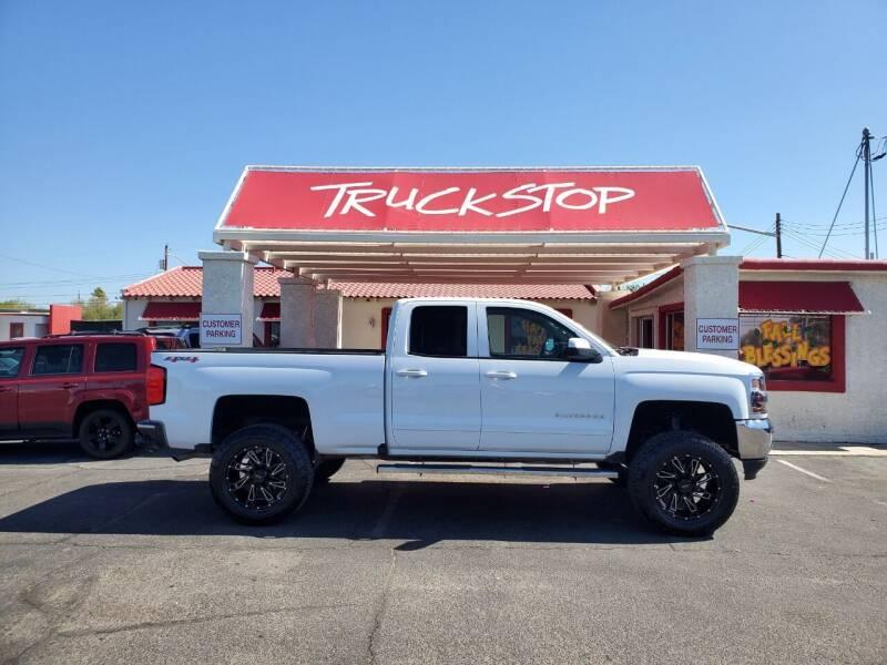 2016 Chevrolet Silverado 1500 for sale at TRUCK STOP INC in Tucson AZ