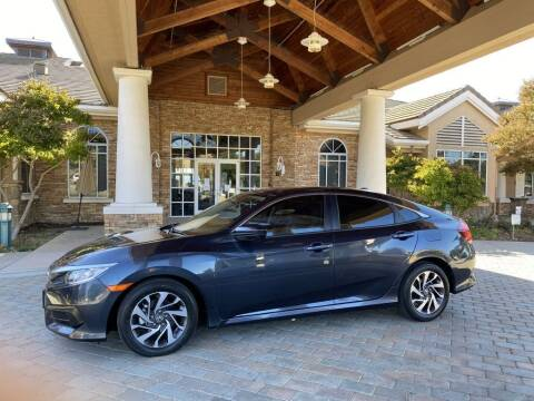 2017 Honda Civic for sale at CarSwitch Inc in San Ramon CA