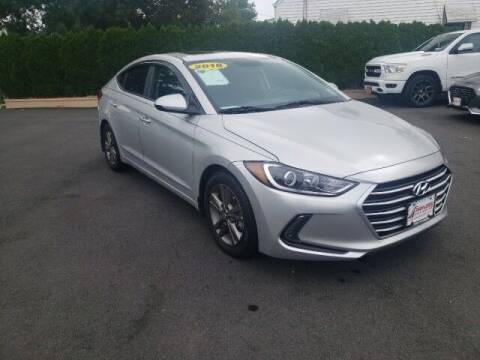 2018 Hyundai Elantra for sale at PAYLESS CAR SALES of South Amboy in South Amboy NJ
