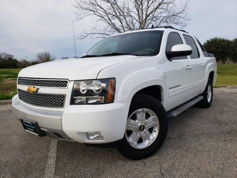 2012 Chevrolet Avalanche for sale at Laguna Niguel in Rosenberg TX