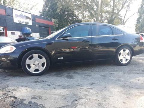 2006 Chevrolet Impala for sale at Empire Automotive of Atlanta in Atlanta GA