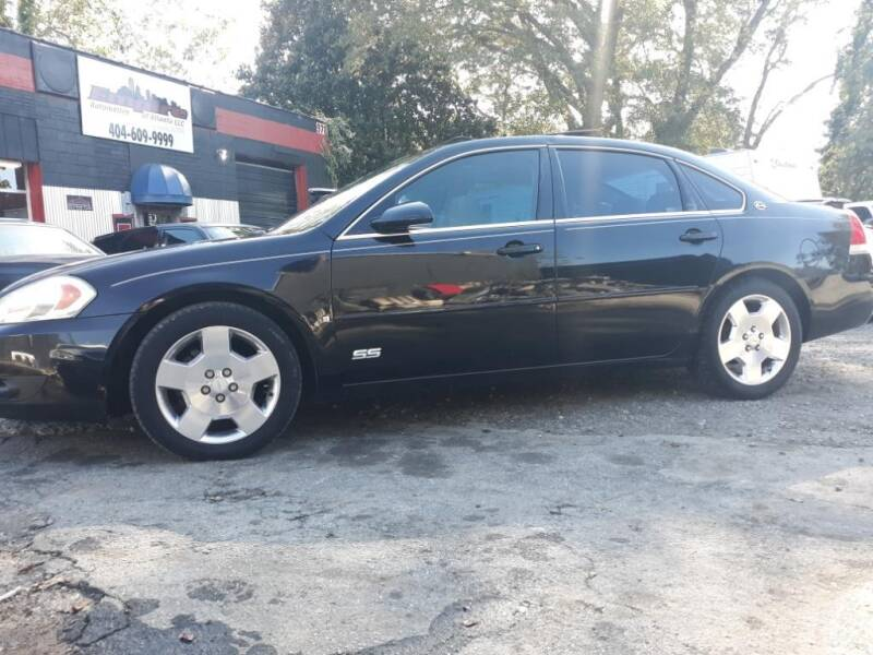 2006 Chevrolet Impala for sale at Empire Automotive of Atlanta in Atlanta GA
