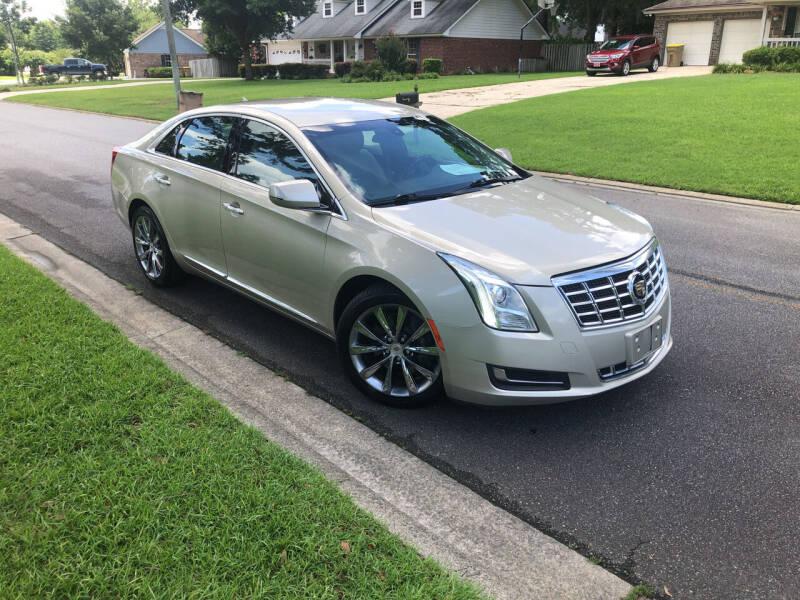 2014 Cadillac XTS for sale at J. MARTIN AUTO in Richmond Hill GA