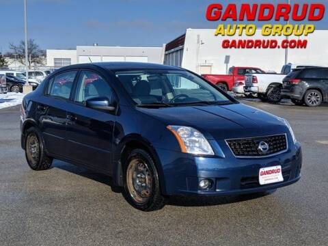 2008 Nissan Sentra for sale at Gandrud Dodge in Green Bay WI