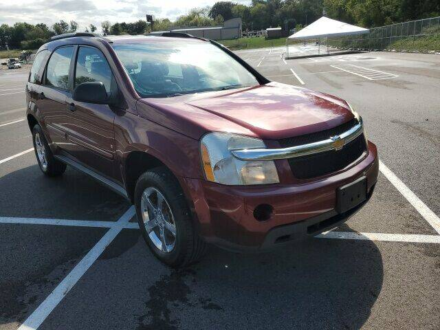 2007 Chevrolet Equinox for sale at Parks Motor Sales in Columbia TN