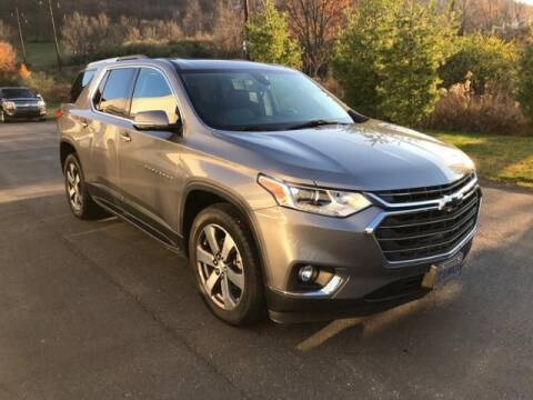2018 Chevrolet Traverse for sale at Hawkins Chevrolet in Danville PA