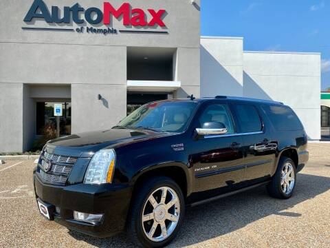 2013 Cadillac Escalade ESV for sale at AutoMax of Memphis in Memphis TN