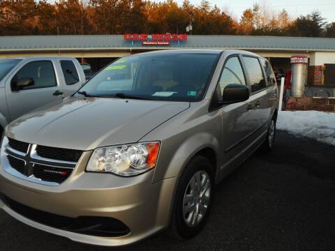 2014 Dodge Grand Caravan for sale at Automotive Toy Store LLC in Mount Carmel PA