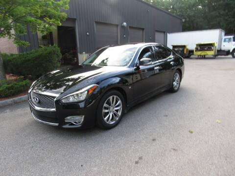 2015 Infiniti Q70 for sale at Heritage Truck and Auto Inc. in Londonderry NH