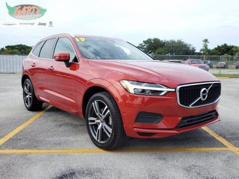 2019 Volvo XC60 for sale at GATOR'S IMPORT SUPERSTORE in Melbourne FL