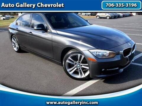 2014 BMW 3 Series for sale at Auto Gallery Chevrolet in Commerce GA