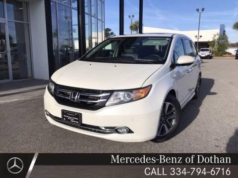 2015 Honda Odyssey for sale at Mike Schmitz Automotive Group in Dothan AL