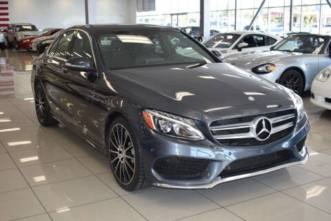 2015 Mercedes-Benz C-Class for sale at Legend Auto in Sacramento CA