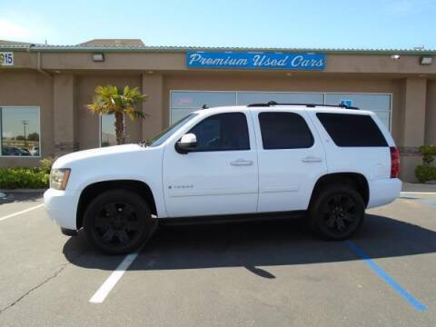 2007 Chevrolet Tahoe for sale at Family Auto Sales in Victorville CA