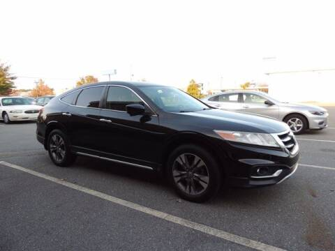 2015 Honda Crosstour for sale at Auto Finance of Raleigh in Raleigh NC