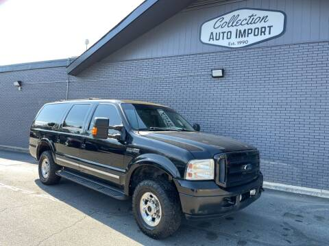 2005 Ford Excursion for sale at Collection Auto Import in Charlotte NC