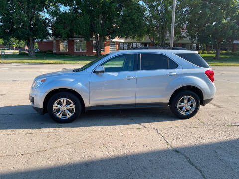 2011 Chevrolet Equinox for sale at Mulder Auto Tire and Lube in Orange City IA