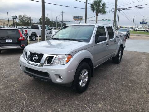 2013 Nissan Frontier for sale at Advance Auto Wholesale in Pensacola FL