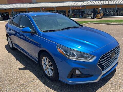 2018 Hyundai Sonata for sale at The Auto Toy Store in Robinsonville MS