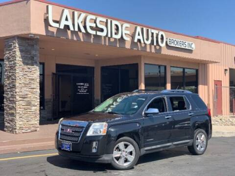 2014 GMC Terrain for sale at Lakeside Auto Brokers in Colorado Springs CO