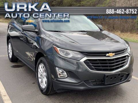 2019 Chevrolet Equinox for sale at Urka Auto Center in Ludington MI