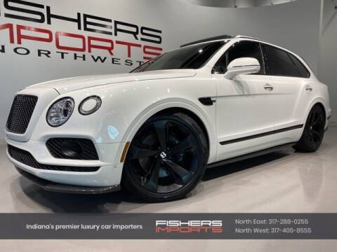 2018 Bentley Bentayga for sale at Fishers Imports in Fishers IN