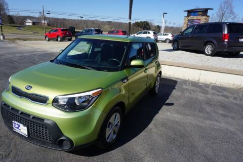 2014 Kia Soul for sale at MyEzAutoBroker.com in Mount Vernon OH