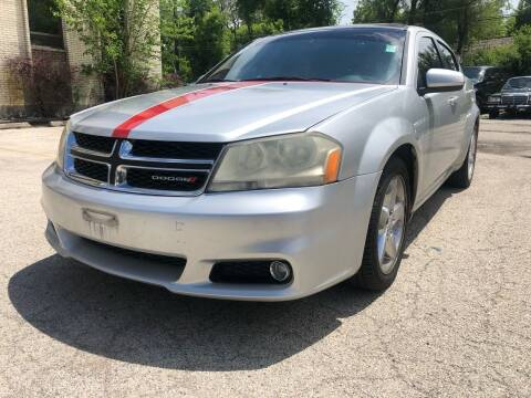 2011 Dodge Avenger for sale at Quality Auto Sales And Service Inc in Westchester IL