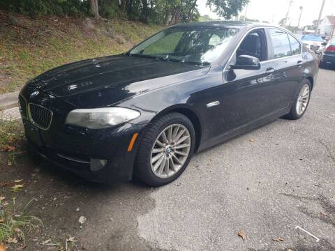 2013 BMW 5 Series for sale at CRS 1 LLC in Lakewood NJ