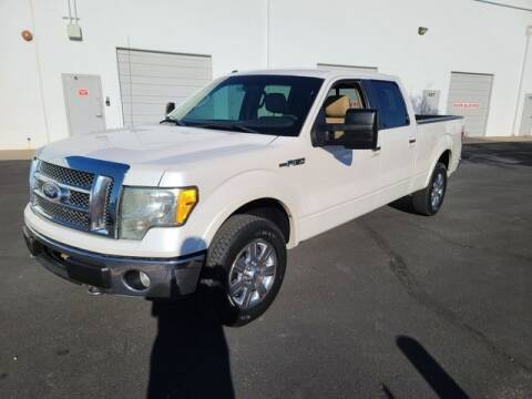 2010 Ford F-150 for sale at NEW UNION FLEET SERVICES LLC in Goodyear AZ