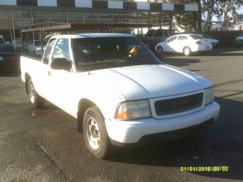2000 GMC Sonoma for sale at Mendocino Auto Auction in Ukiah CA