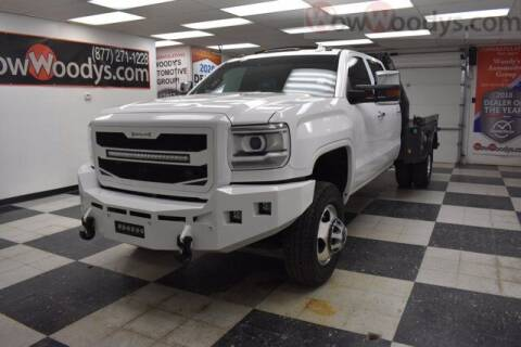 2016 GMC Sierra 3500HD for sale at WOODY'S AUTOMOTIVE GROUP in Chillicothe MO