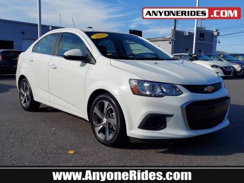 2018 Chevrolet Sonic for sale at ANYONERIDES.COM in Kingsville MD