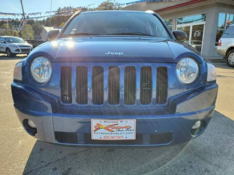 2010 Jeep Compass for sale at Extreme Auto Sales LLC. in Wautoma WI