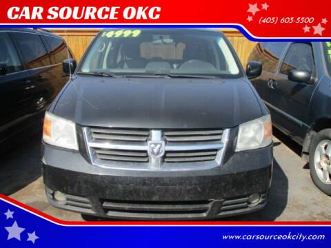 2008 Dodge Grand Caravan for sale at CAR SOURCE OKC in Oklahoma City OK