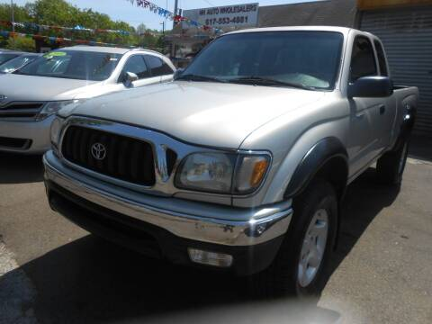 2004 Toyota Tacoma for sale at N H AUTO WHOLESALERS in Roslindale MA