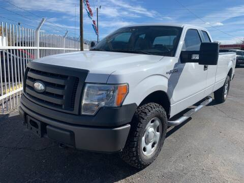 2009 Ford F-150 for sale at Robert B Gibson Auto Sales INC in Albuquerque NM