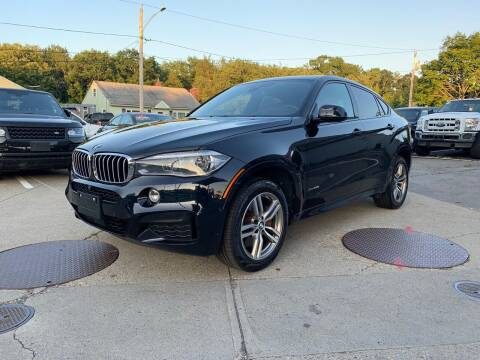 2016 BMW X6 for sale at First Hot Line Auto Sales Inc. & Fairhaven Getty in Fairhaven MA