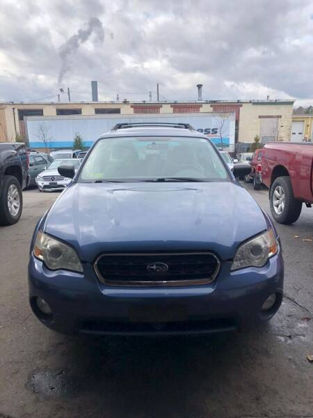 2006 Subaru Outback for sale at Budget Auto Deal and More Services Inc in Worcester MA