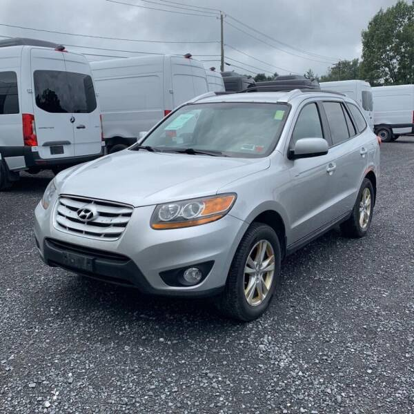2011 Hyundai Santa Fe for sale at MBM Auto Sales and Service - MBM Auto Sales/Lot B in Hyannis MA
