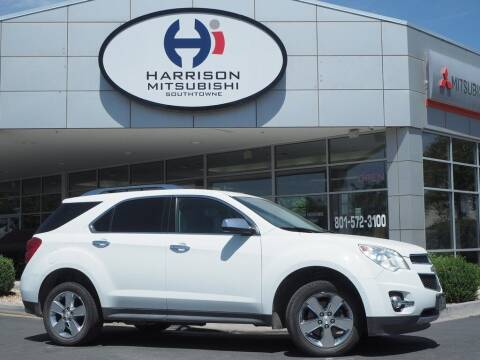 2013 Chevrolet Equinox for sale at Harrison Imports in Sandy UT
