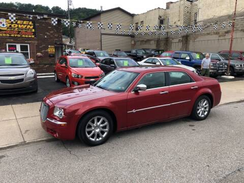 2006 Chrysler 300 for sale at STEEL TOWN PRE OWNED AUTO SALES in Weirton WV