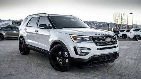 2016 Ford Explorer for sale at MUSCLE MOTORS AUTO SALES INC in Reno NV