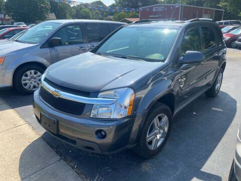 2009 Chevrolet Equinox for sale at Sartins Auto Sales in Dyersburg TN