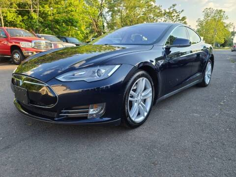 2013 Tesla Model S for sale at PA Auto World in Levittown PA
