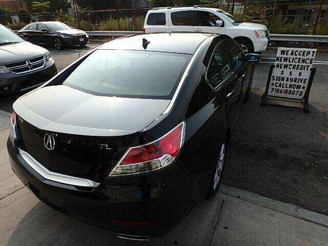 2013 Acura TL 4dr Sedan w/Technology Package - Bronx NY