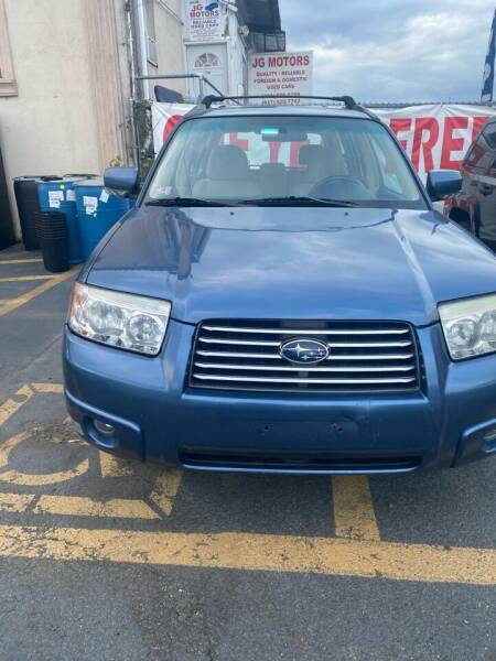 2007 Subaru Forester for sale at Budget Auto Deal and More Services Inc in Worcester MA