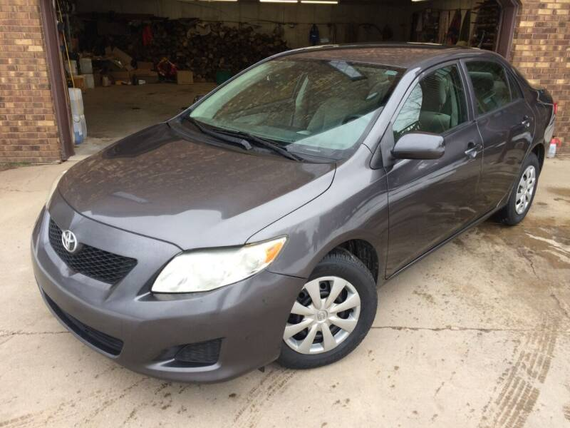 2009 Toyota Corolla for sale at K2 Autos in Holland MI