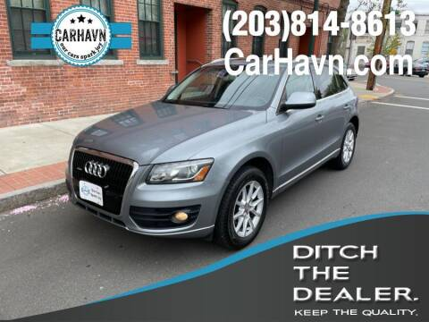 2010 Audi Q5 for sale at CarHavn in New Haven CT