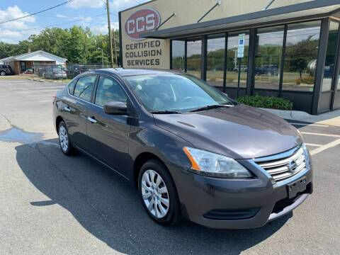 2014 Nissan Sentra for sale at EMH Imports LLC in Monroe NC